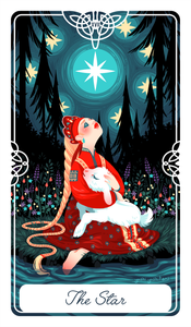The Star Tarot Print