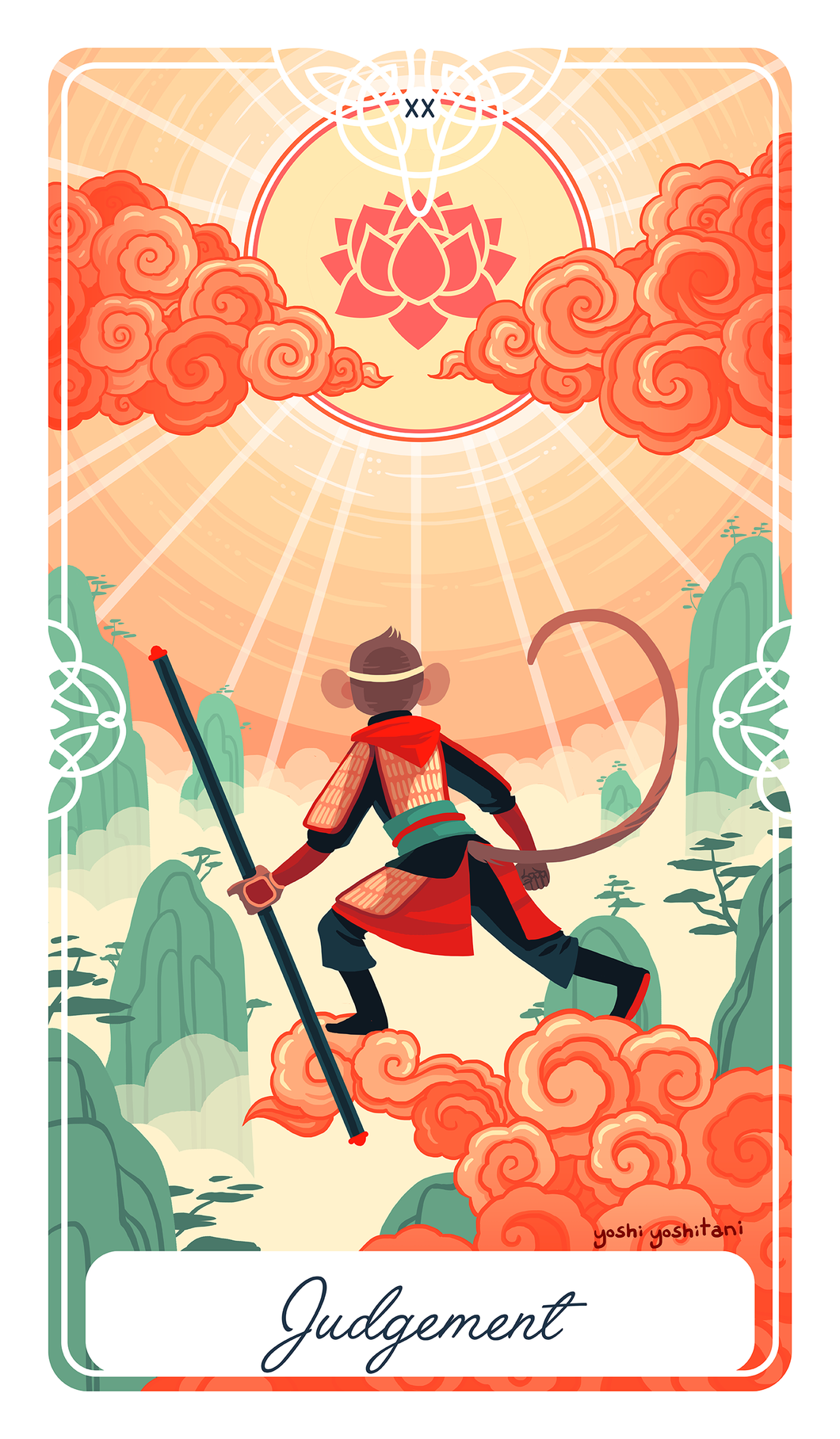 Judgement Tarot Print