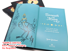 Load image into Gallery viewer, Beneath the Moon Signed Book