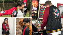 Load image into Gallery viewer, Kitsune Reversible Jacket