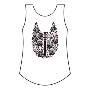 Kitsune Tank Top