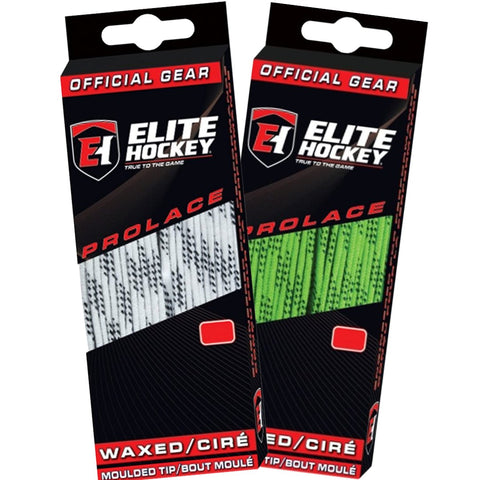 Primo Hockey Elite Waxed and Non-Waxed Hockey and Figure Skating Laces