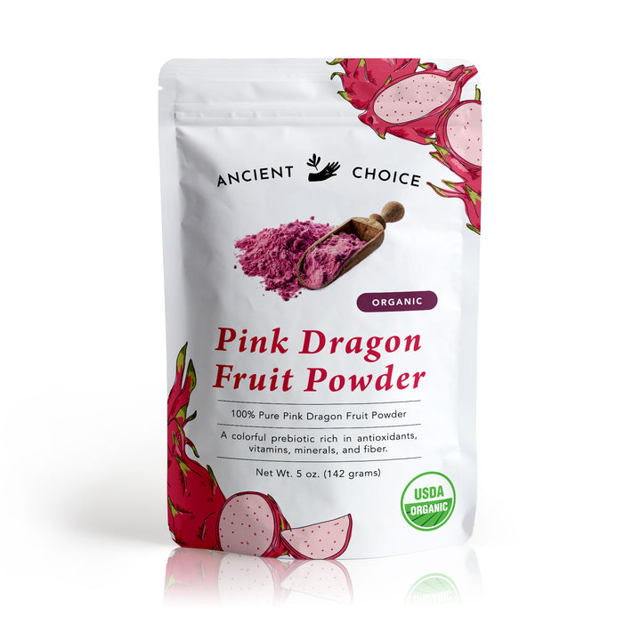 Organic Dragon Fruit Powder