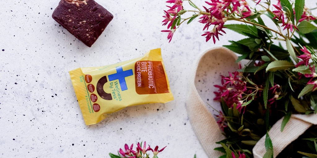 Wellness by Tess Probiotic Bite Choc Protein