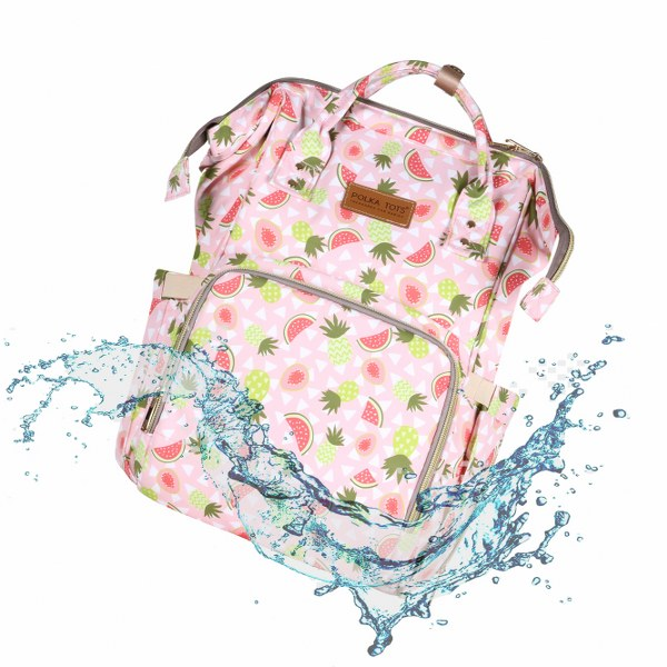 Baby Diaper Bag Waterproof Multifunctional Backpack