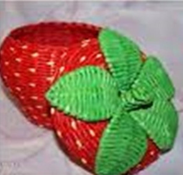 Fruit shaped paper Box