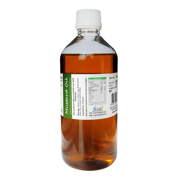Mustard Oil (Rai Oil) - 500ml