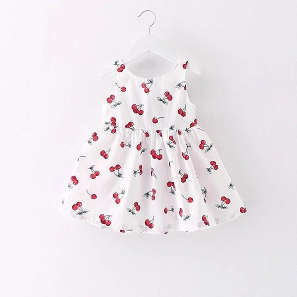 Cherry princess frock (Snow White)