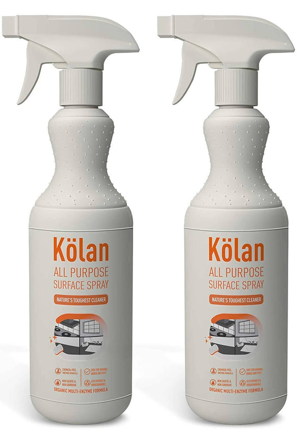 Kolan Organic All Purpose Surface Spray Cleaner