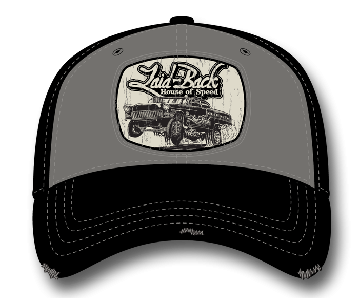 55 Gasser-Softee Distressed Hat