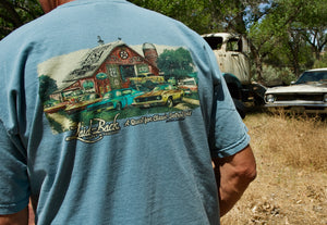 Barn Find Chevy-Chill T-Shirt