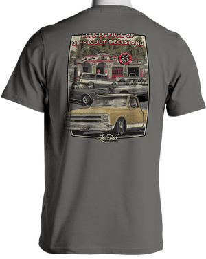 Epic Garage 67-72 Chevy Trucks-Chill T-Shirt