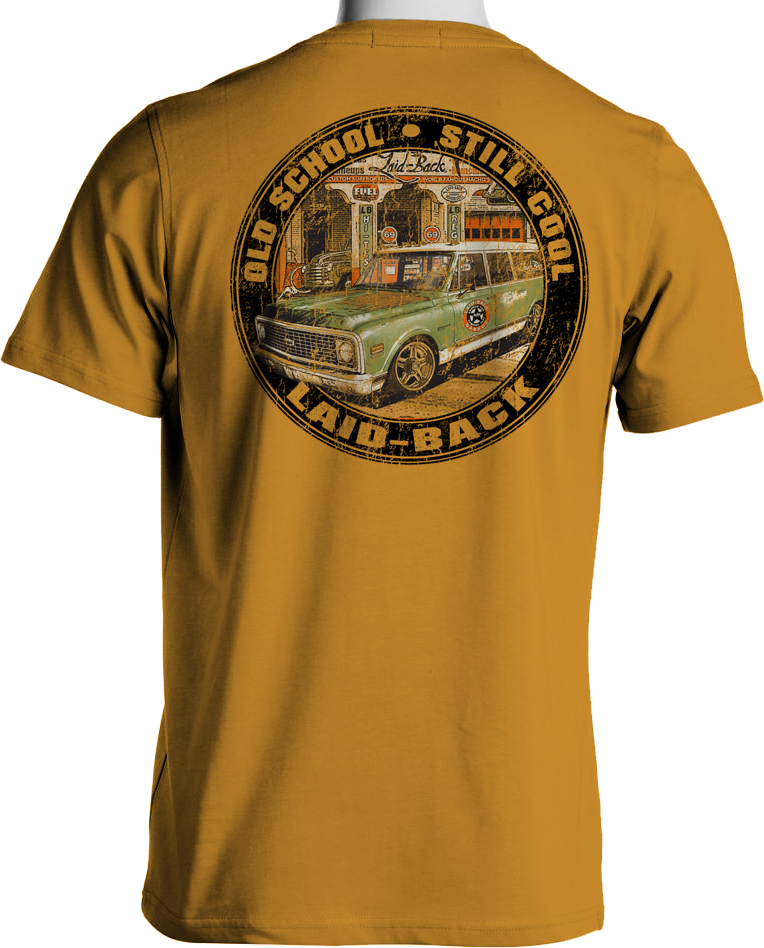 Airmail 72 Suburban-Chill T-Shirt