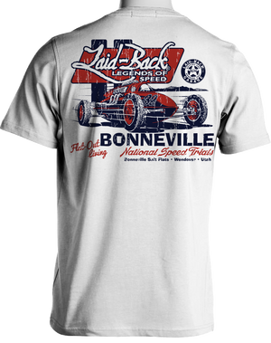 Bonneville Belly Tanker-Chill T-Shirt