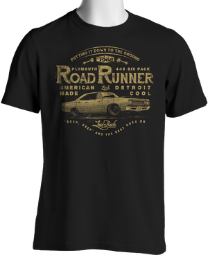 Burly Road Runner-Chill T-Shirt