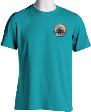 Chadwick Lab Beach Patrol-Chill T-Shirt