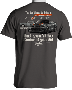 Cooler Camaro Fifty-Chill T-Shirt