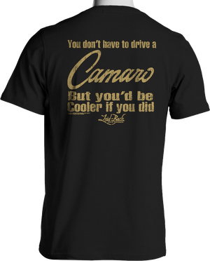 Cooler Camaro-Chill T-Shirt