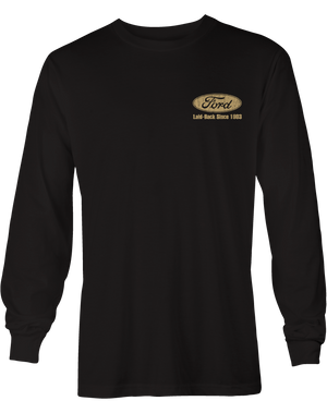 Cooler Ford-Long Sleeve T-Shirt