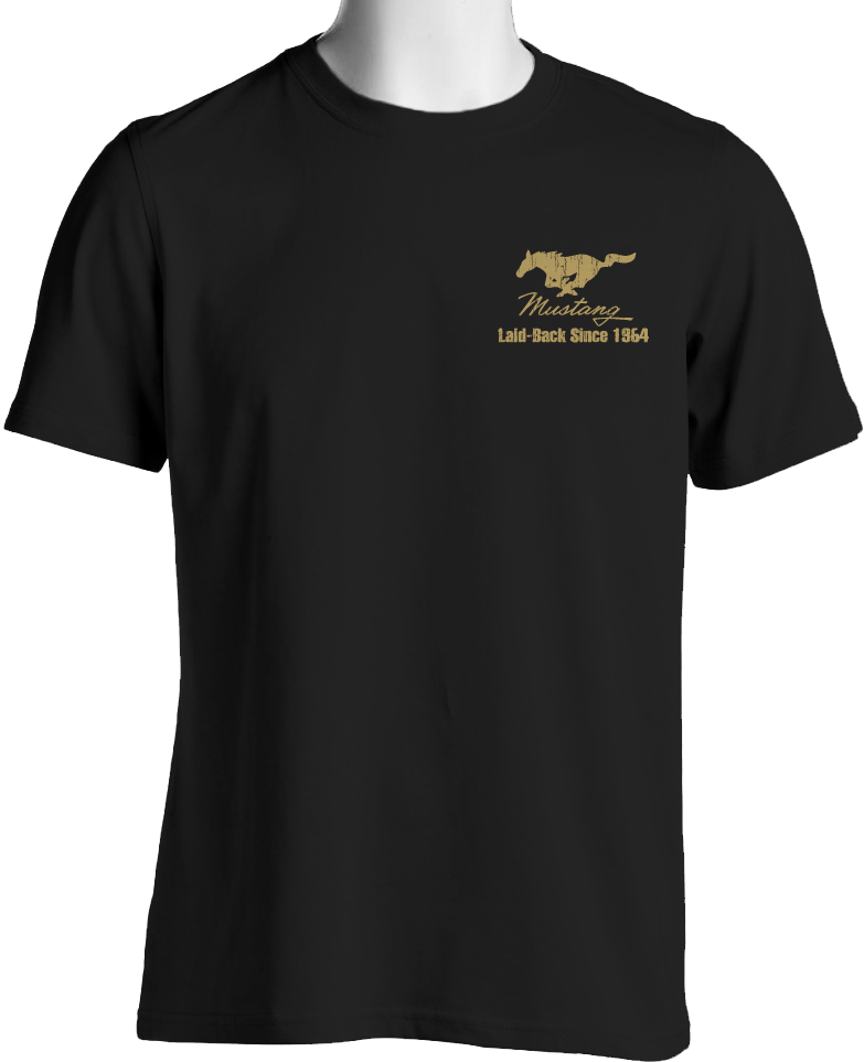 Cooler Mustang-Men's Chill T-Shirt