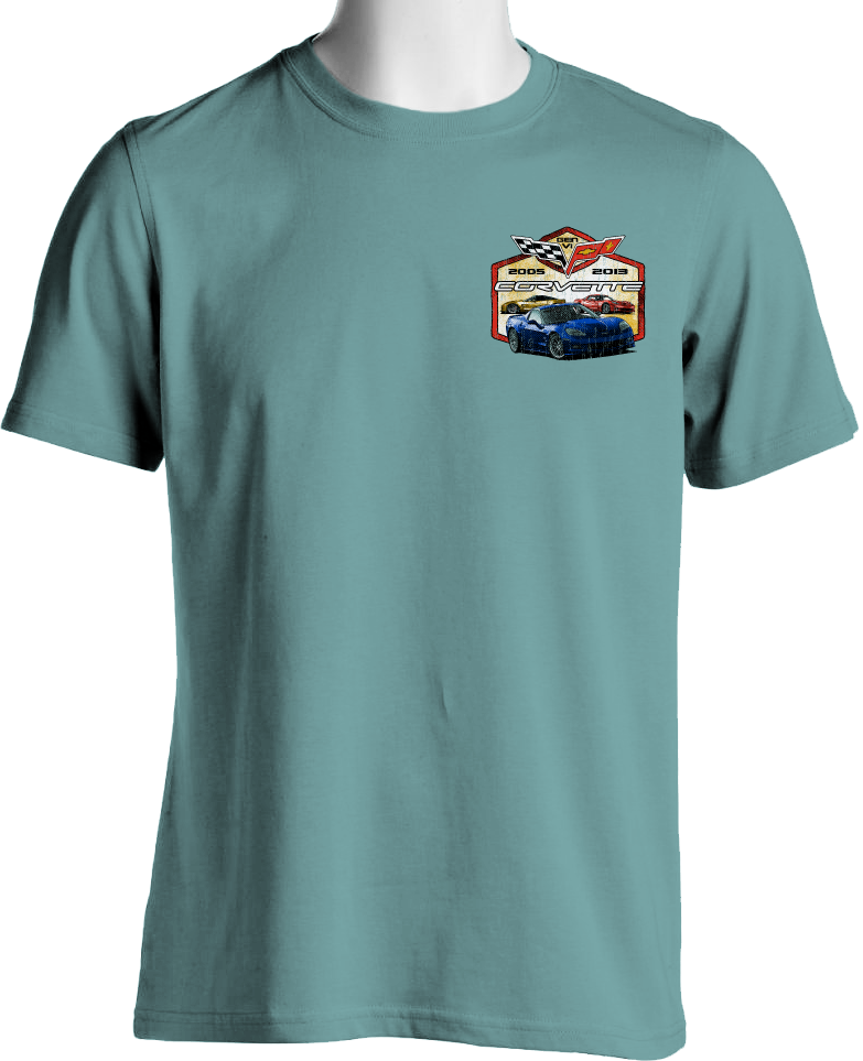 Delphi Gen 6 Corvette-Chill T-Shirt