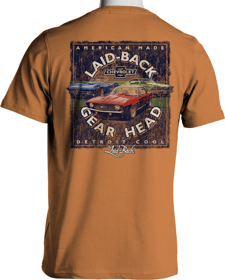 Downrigger Chevy-Chill T-Shirt