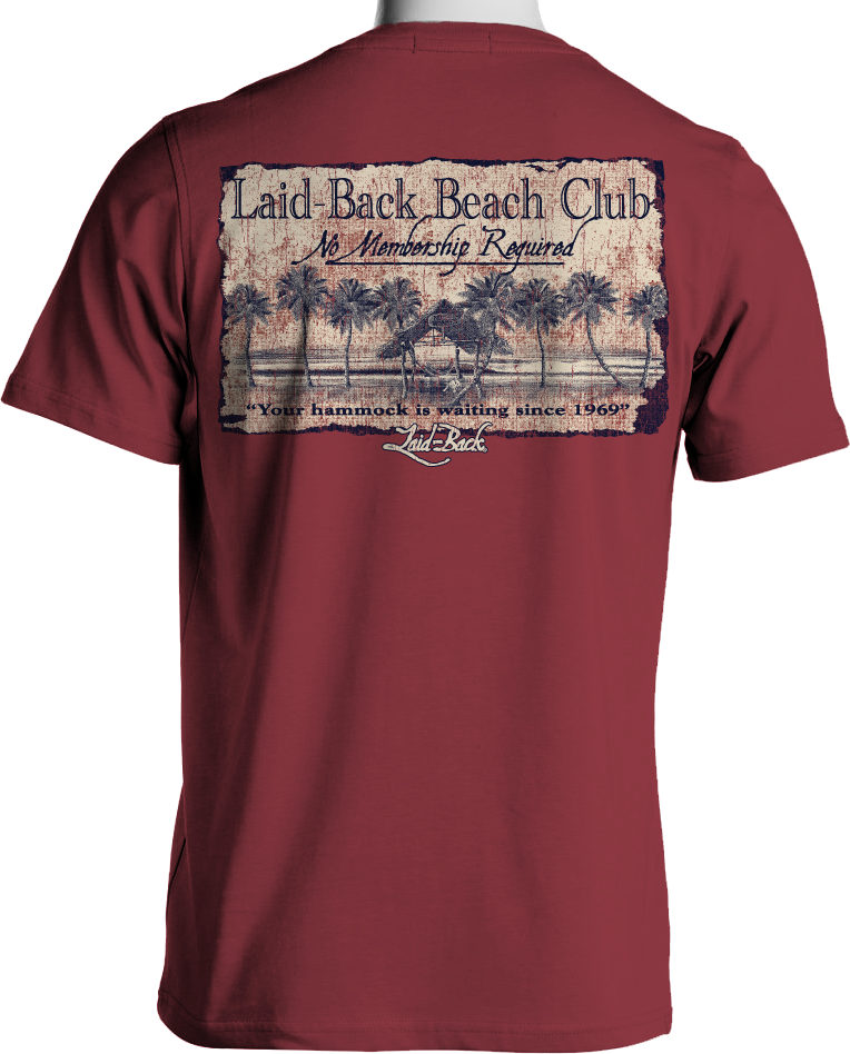 Fireline Beach Hut-Chill T-Shirt