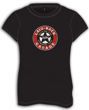 Garage Star-Ladies T-Shirt