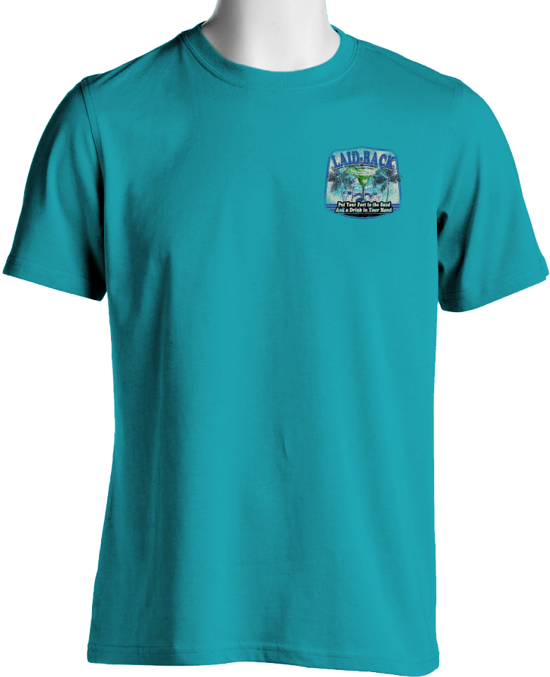 Hutch Tropical-Chill T-Shirt