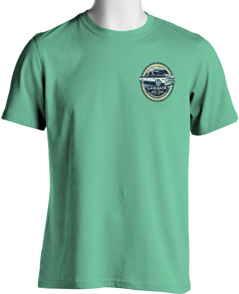 Laguna 70 Chevy Truck-Chill T-Shirt