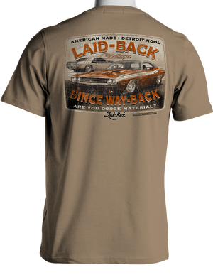 Stockman 71 Challenger-Chill T-Shirt