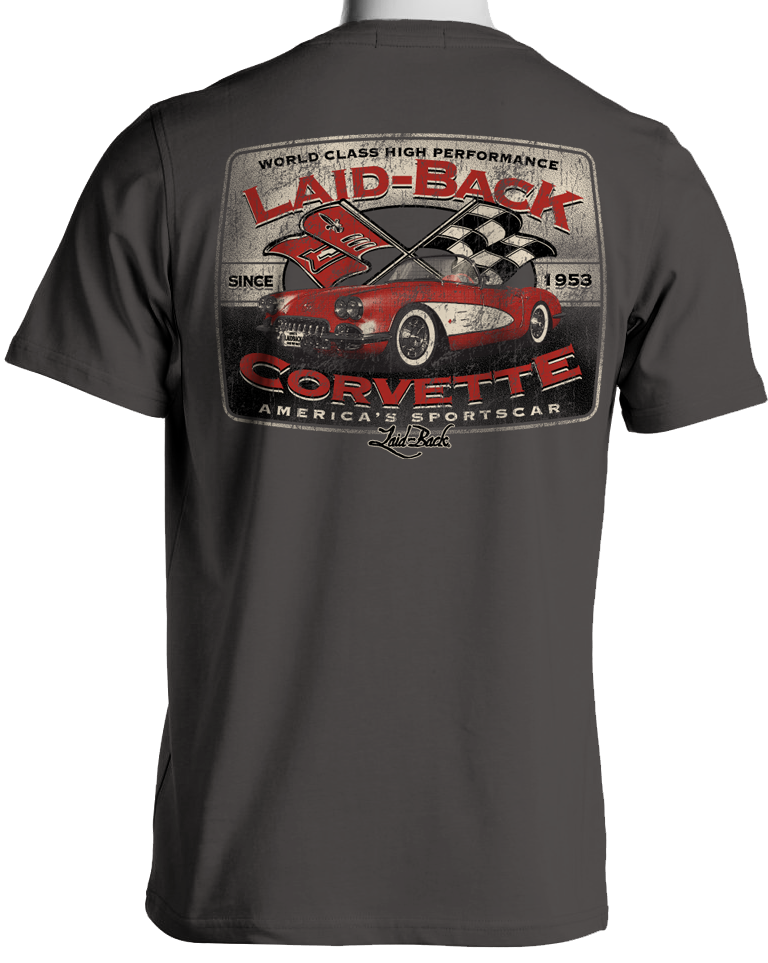 Stockman Corvette-Chill T-Shirt