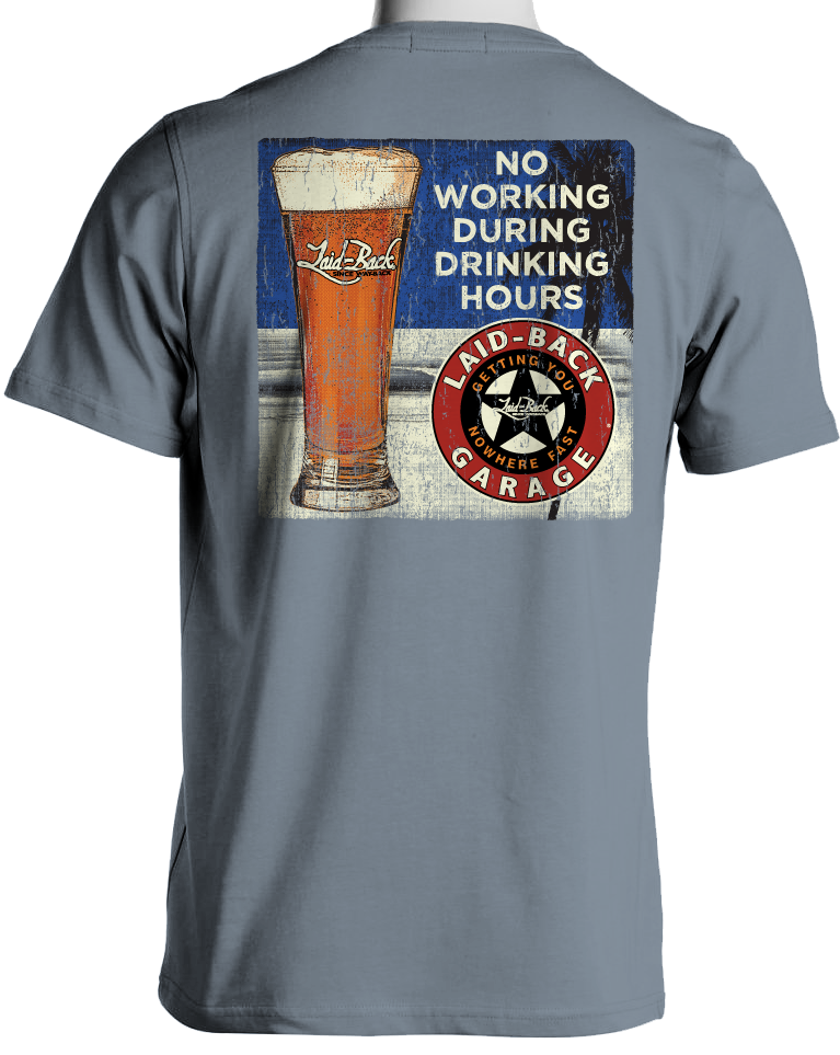 Motorway Beer-Chill T-Shirt