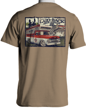 Republica 1960 Ford Truck Bass Chill T-Shirt
