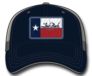 Texas Flag-Softee Trucker Hat