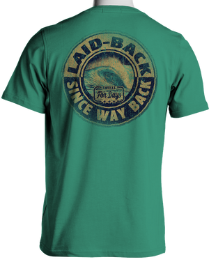 Trekker Big Wave-Chill T-Shirt