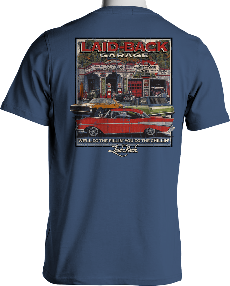 Epic Garage Chevy-Chill T-Shirt
