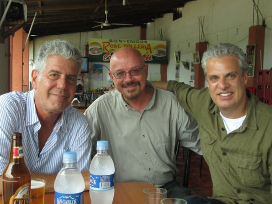 Chocolate experts reflect on working with Anthony Bourdain; say he had 'affinity with cocoa farmers'