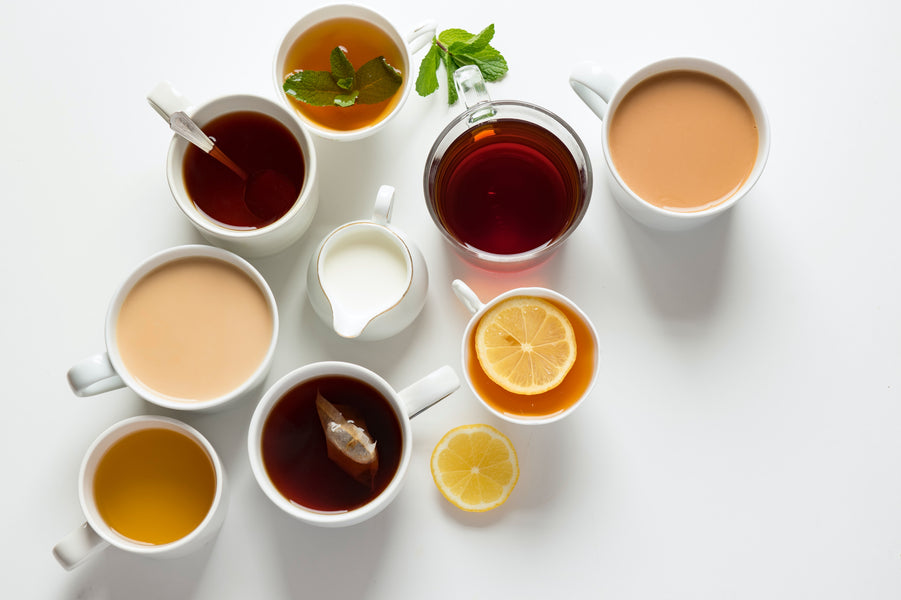 How to Find the Perfect Cup of Tea for Different Moods