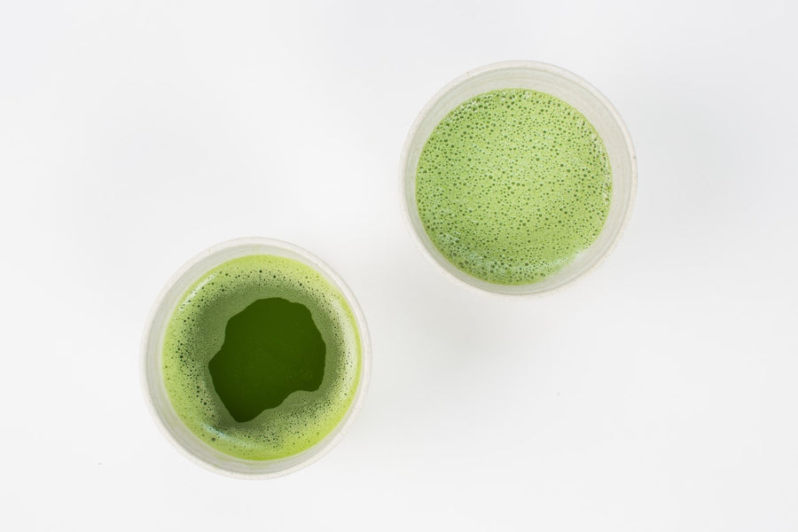 The Difference Between Green Tea Powder and Matcha