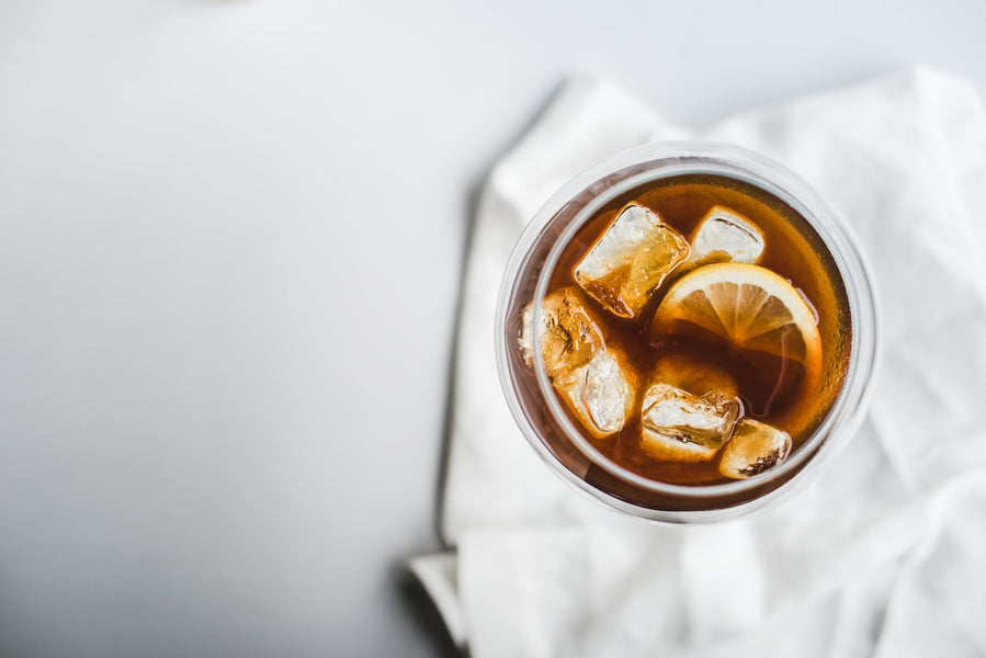 How to Make the Perfect Classic Honey Lemon Iced Tea