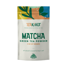 Load image into Gallery viewer, Matcha Green Tea Powder 2oz
