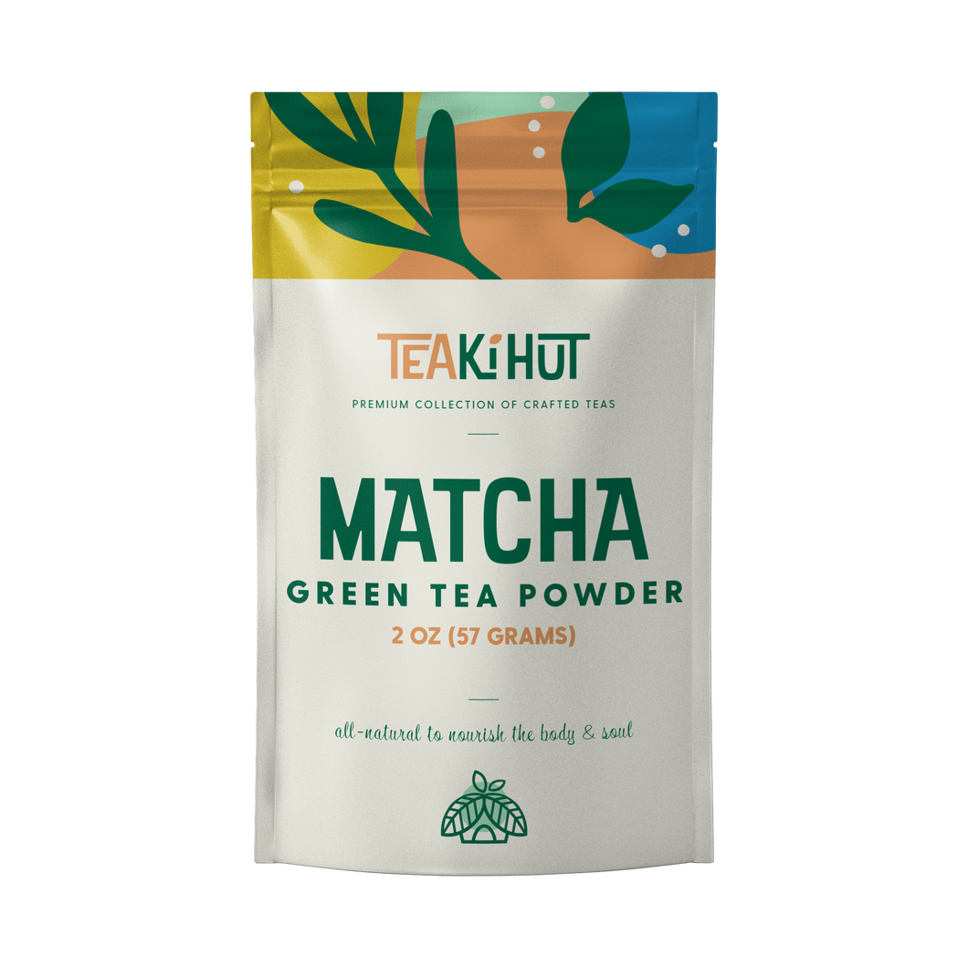 Matcha Green Tea Powder 2oz