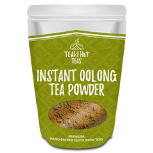 Load image into Gallery viewer, Instant Oolong Tea Powder 2oz