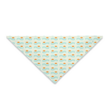 Load image into Gallery viewer, Vintage Paper Boat Bandannas
