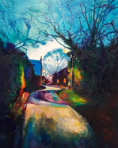 Broad Lane, Twilight