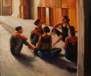 Ripose (Gallery Theatro, Havana)