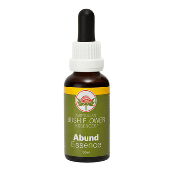 Abund Essence 30ml ABFE - Broome Natural Wellness