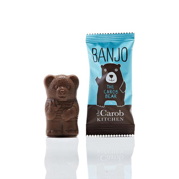 Banjo Carob Bear 15g The Carob Kitchen - Broome Natural Wellness