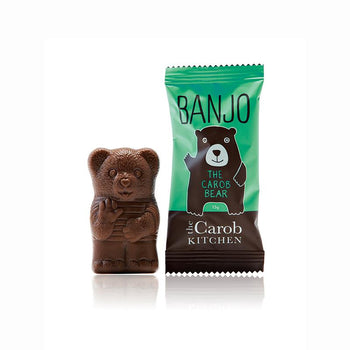 Banjo Carob Bear Mint 15g The Carob Kitchen - Broome Natural Wellness